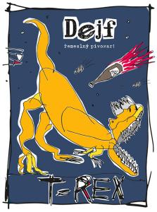 hlas1_T-Rex_etiketa